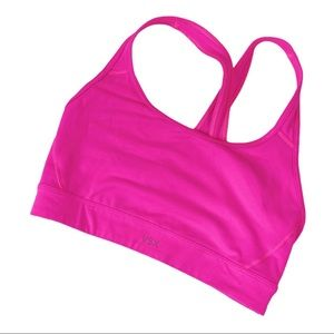 Victoria's Secret VSX Hot Pink Sports Bra